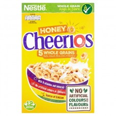 Nestle Cheerios Honey Cereal 375grams