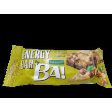 BAKALLAND ENERGY BAR  NUTS 40GM