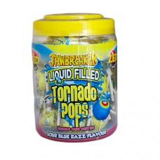 Jawbreaker Tornado Pops Blue