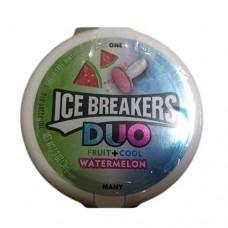 Ice breakers fruti  water mellon 36grams