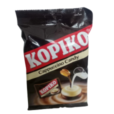 KOPIKO CAPPUCCINO CANDY BAG 150GM