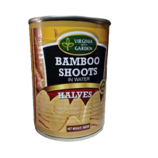 VIRGINIA BAMBOO SHOOTS HALVES 565GM