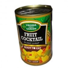 Virginia fruit cocktail 420gm