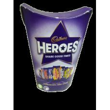 CADBURY HEROES 185GM