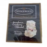 Wedgewood nougat macadamia cranberry & almond 120 grams