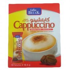 Coffee break instant cappuccino original 18.5gm