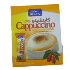 Coffee break instant capppuccino mocha 18.5grams