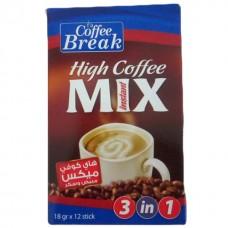 Coffee break mix 3 in 1 18 grams