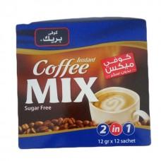 Coffee break 2 in 1 12 satchets 12 grams