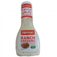 Hermans Ranch Dressing 267ml