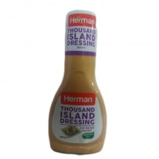 Hermans 1000 Island Dressing 267ml