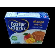 FOSTERS CLARK MANGO JELLY 85GM