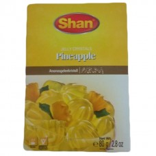 Shan crystals jelly pineapple 80 grams