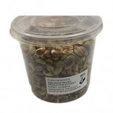 Plain pistachios 400grams