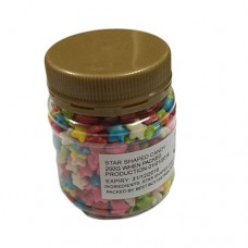 Star shaped candy 200grams