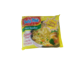 INDOMIE CHICKEN FLAVOR 120GM