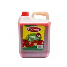 Clovers Tomato Sauce 5 Litre