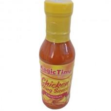 Magic time chicken wing sauce original 354ml