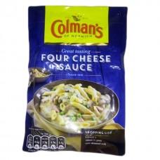 COLMANS SATCHET 4 CHEESE SAUCE 35 GRAMS