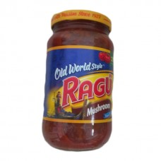 Ragu mushroom pasta sauce 395 grams