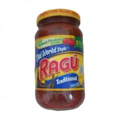 Ragu traditional pasta sauce 395grams