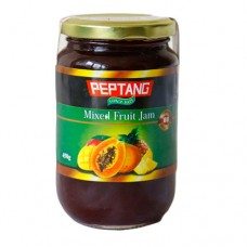 Pep Mixed Fruit Jam Jars 450g