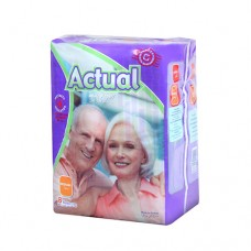 Actual Adult Diapers MEDIUM 8's