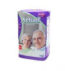 Actual Adult Diapers Large 7's