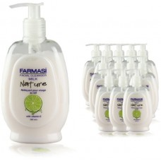Facial Cleanser Milk Lemon