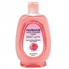 Facial Cleanser Tonic Rose