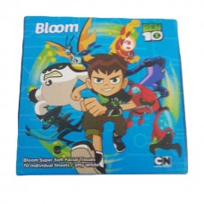 Bloom facial 70 sheets