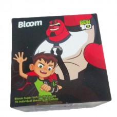 Bloom facial tissue 70 sheets