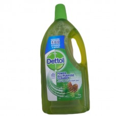 Dettol power all purpose pine 900 ml