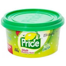 Pride lime dish washing paste 200grams