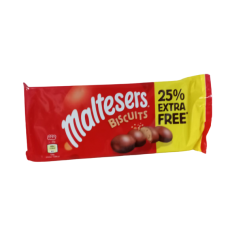 MALTESERS BISCUITS 110GM