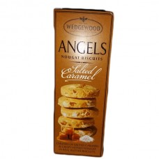 ANGELS SALTED CARAMEL BISCUITS 150GM