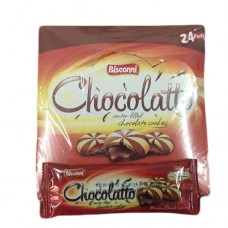 Chocolato biscuits 24 grams
