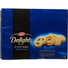 Delight butter cookies 810grams
