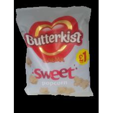 BUTTERKIST CINEMA SWEET POPCORN 76GM
