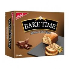 HILAL BAKE TIME MARBLE CAKE 6X39GM