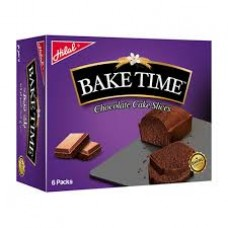 HILAL BAKE TIME  CHOCOLATE CAKE  6X39GM