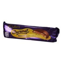 Cadbury caramel bisuit 130gm