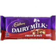 Cadbury Fruit N Nut 200g