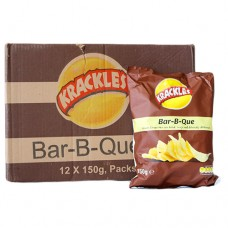 Krackles Barbeque 150g