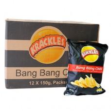 Krackles Chilli 150g
