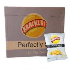 Krackles Perfectly Salted 30g