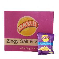 Krackles Salt and Vinegar 30g