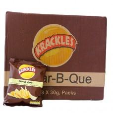 Krackles Barbeque 30g