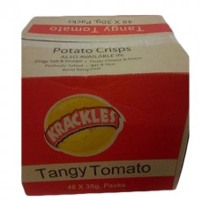 Krackles tangy tomato 30 grams