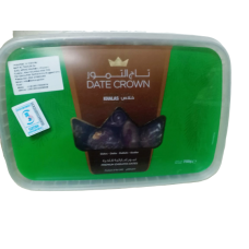 CROWN DATES KHALAS 750GM